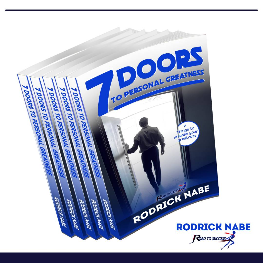 7 DOORS TO PERSONAL GREATNESS