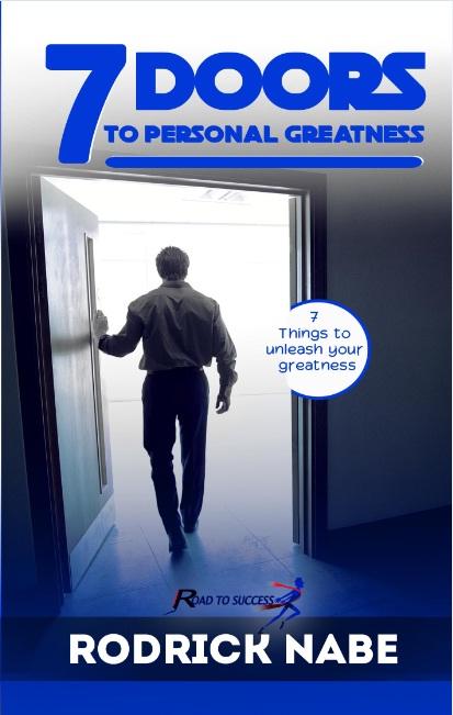 7 DOORS TO PERSONAL GREATNESS
