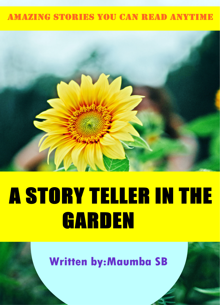 A Storyteller In The Garden
