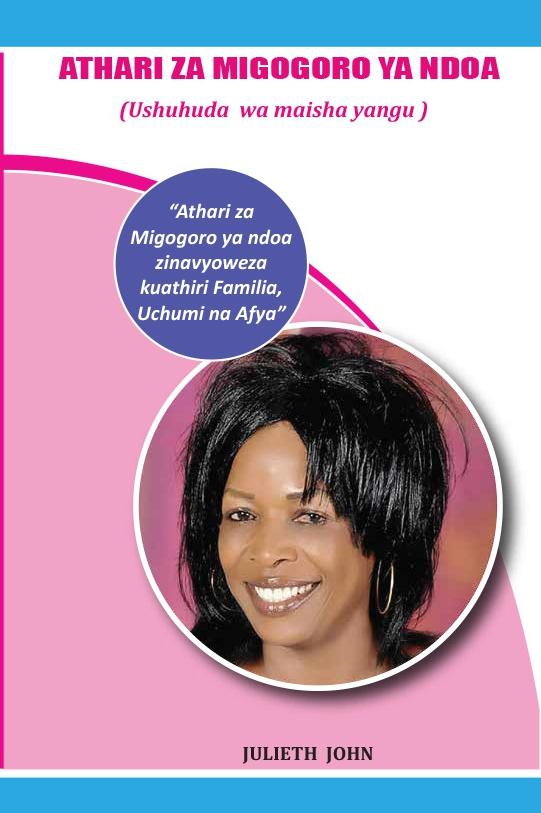 Athari Za Migogoro Ya Ndoa