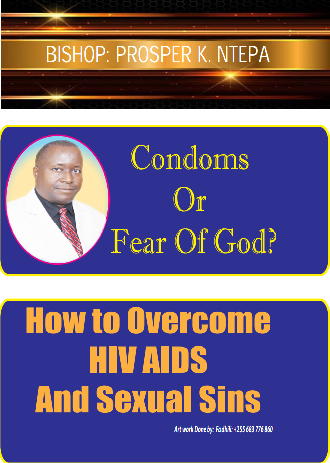 CONDOM OR FEAR OF GOD?