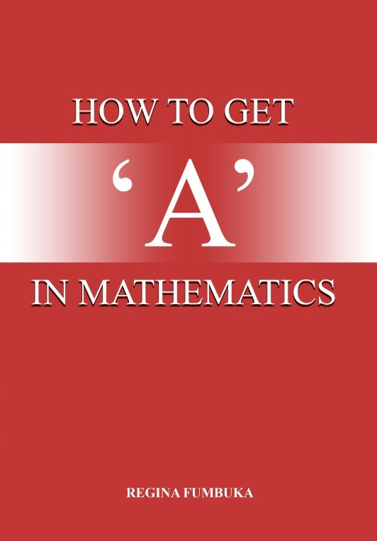 How To Get A In Mathematics