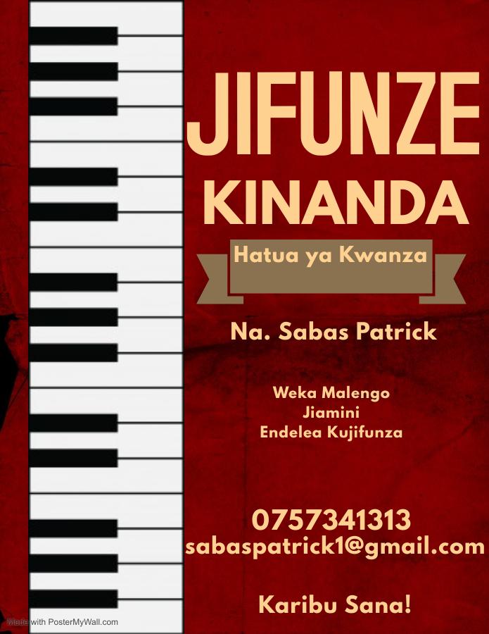 JIFUNZE KINANDA