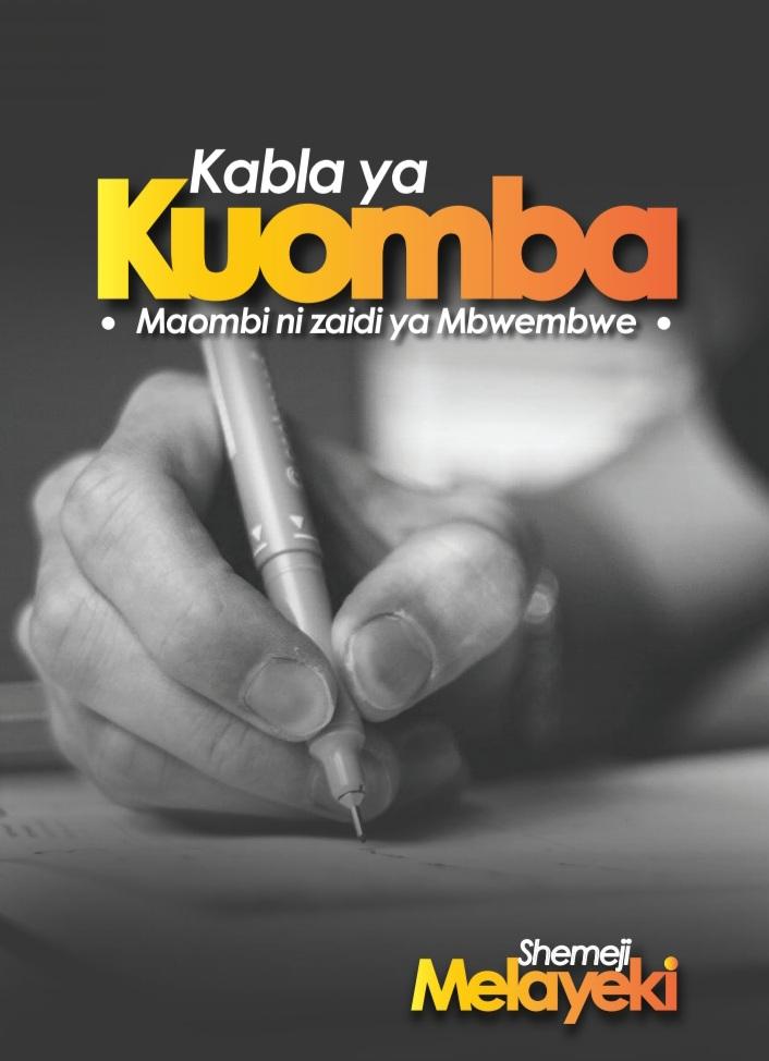 Kabla Ya Kuomba: Maombi Ni Zaidi Ya Mbwembwe