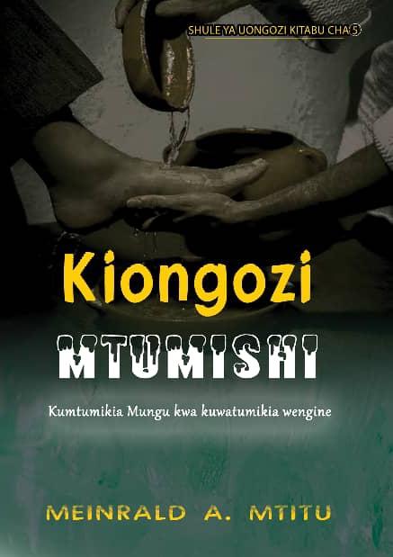 KIONGOZI MTUMISHI