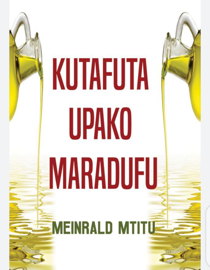 Kutafuta Upako Maradufu