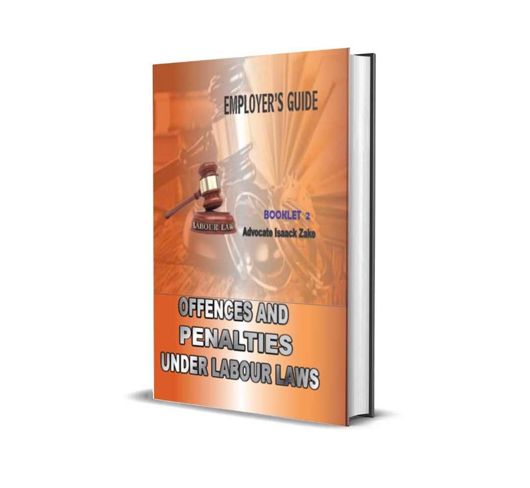 Offences And Penalties Under Labour Laws