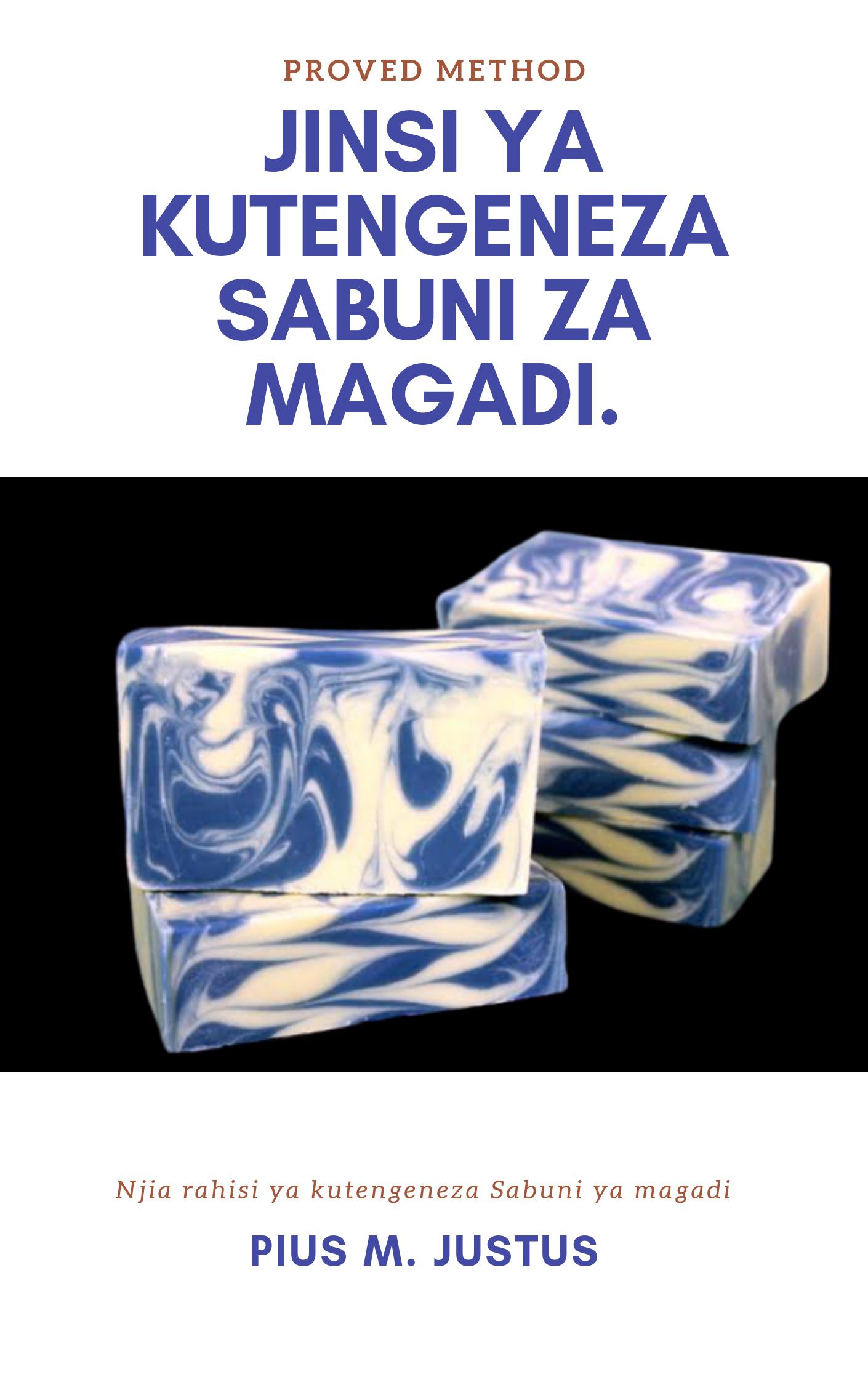 SABUNI ZA MAGADI