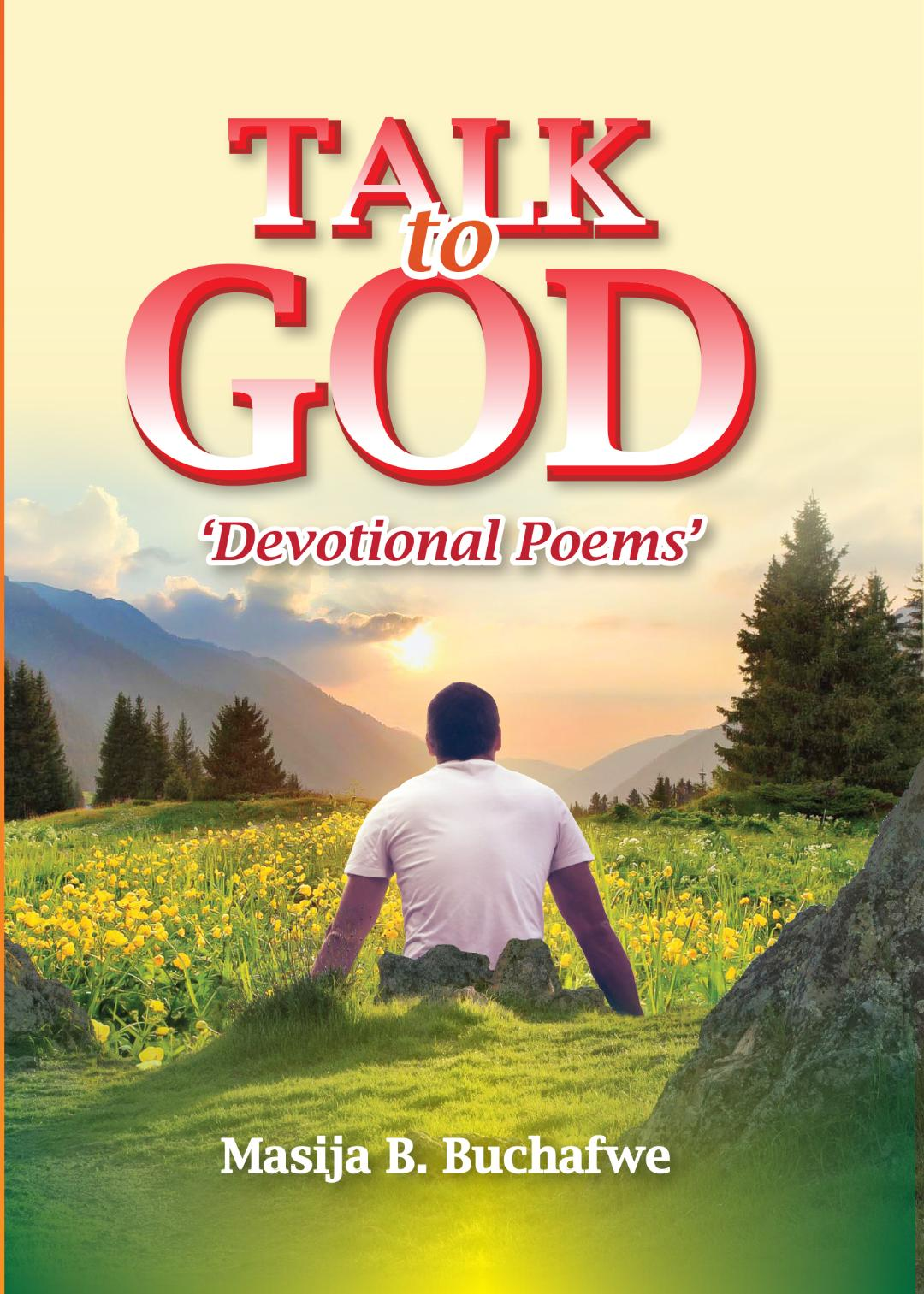 TALK To GOD 'Devotional Poems'