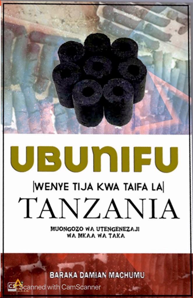 Ubunifu Wenye Tija - Mwongozo Wa Kutengeneza Mkaa Wa Taka