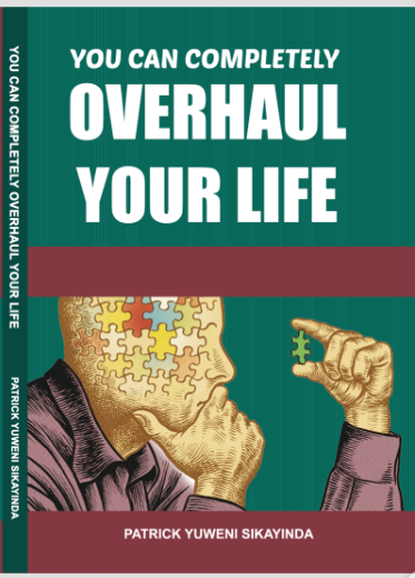 YOU CAN COMPLETELY OVERHAUL YOUR LIFE