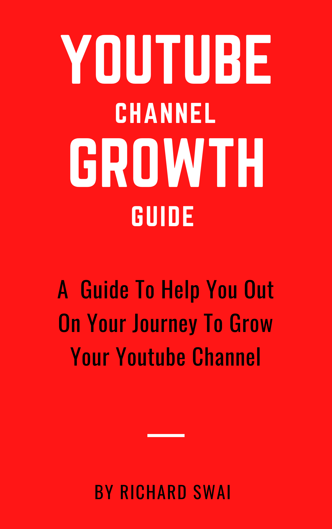 Youtube Channel Growth Guide Ebook